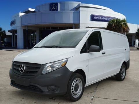 New 2018 Mercedes-Benz Metris Cargo Van