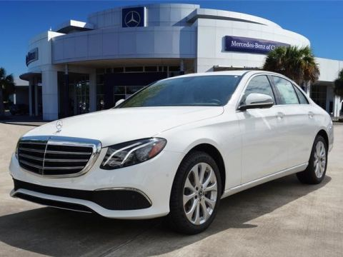 New 2019 Mercedes-Benz E-Class E 300 Luxury
