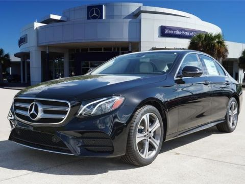 New 2019 Mercedes Benz E 300