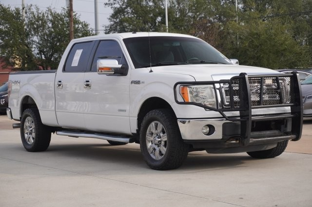 Pre-Owned 2013 Ford F-150 XLT 4X4