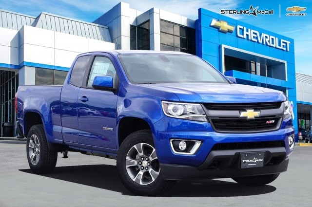 Pre-Owned 2019 Chevrolet Colorado 2WD Z71