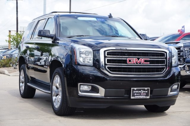 Pre-Owned 2018 GMC Yukon SLT Standard Edition