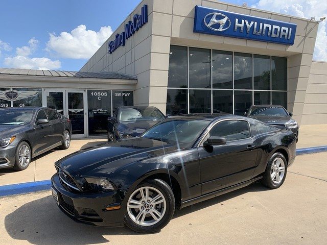 Pre-Owned 2014 Ford Mustang Coupe
