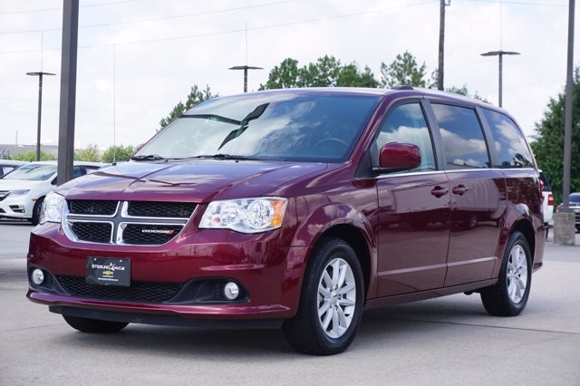 Pre Owned 2019 Dodge Grand Caravan Sxt Minivan Van In League City Kr674242 Mercedes Benz Of Clear Lake
