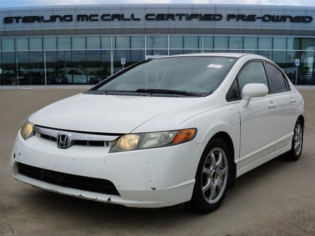 Pre Owned 2007 Honda Civic Sdn Lx