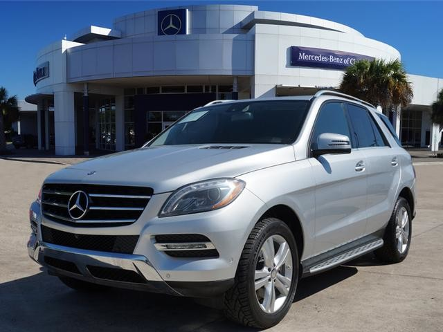 Pre Owned 2014 Mercedes Benz M Class ML 350