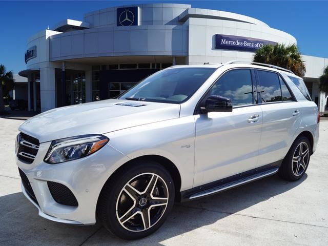 New 2017 Mercedes Benz Gle Gle 43 Amg Suv Suv In League City