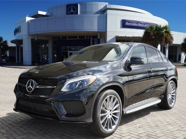 New 2019 Mercedes Benz Gle Amg Gle 43 Coupe Coupe In League City