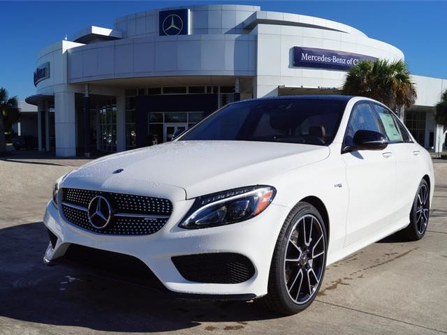 New 2018 mercedes benz c class c 43 amg sedan sedan in for Mercedes benz league city