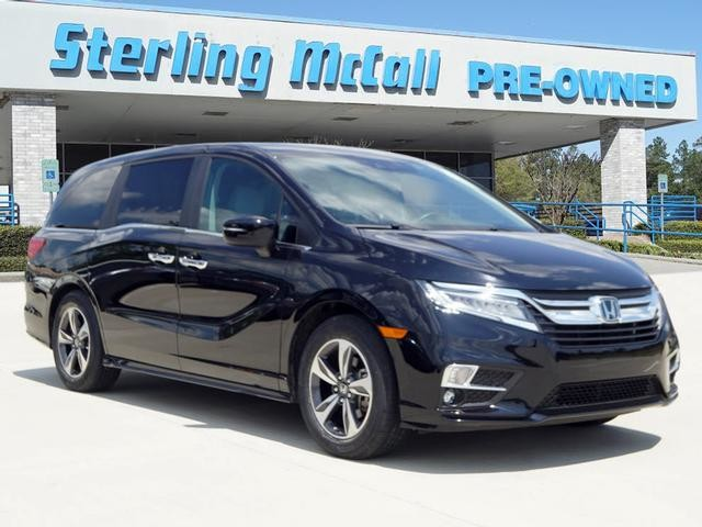 Pre-Owned 2019 Honda Odyssey Touring