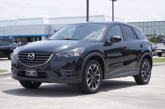 Pre-Owned 2016 Mazda CX-5 Grand Touring *** Navigation ***