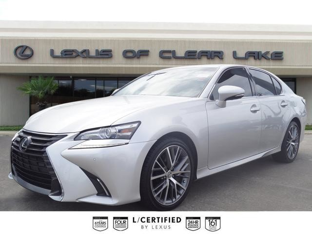 Pre-Owned 2016 Lexus GS 350 LUXURY LEVINSON Rear Wheel Drive Sedan -  Offsite Location