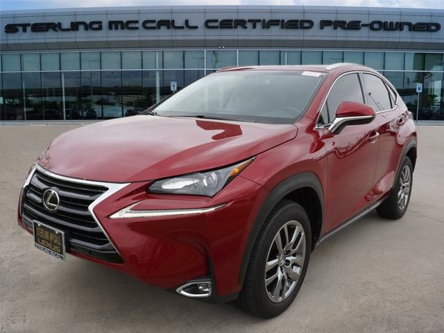 Pre Owned 2016 Lexus Nx 200t Navigation Pkg Premium Package