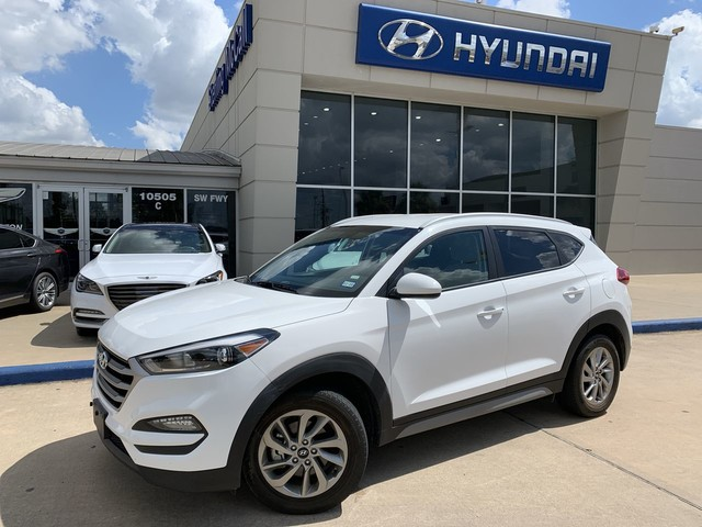 Mercedes Benz Tucson >> Pre Owned 2018 Hyundai Tucson Sel Front Wheel Drive Suv Offsite Location