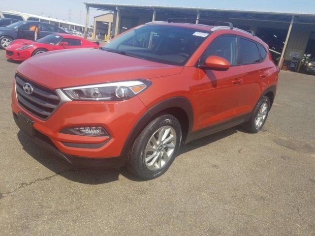 Mercedes Benz Tucson >> Pre Owned 2016 Hyundai Tucson Se Suv In League City