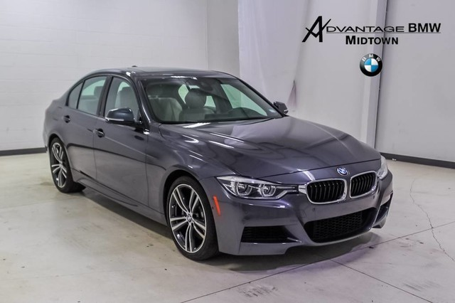 Pre-Owned 2016 BMW 3 Series 340i RWD MSPORT DR ASSIST PLUS TACK PKG NAV HK