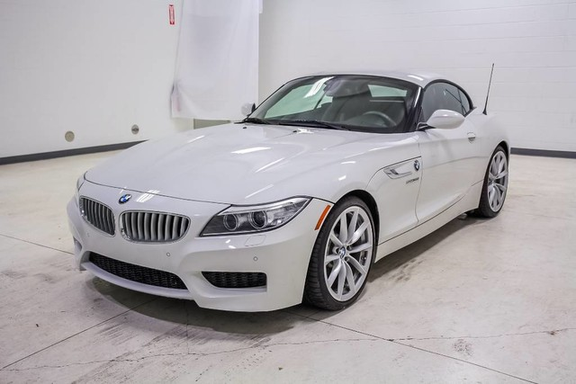 Pre Owned 2016 Bmw Z4 Sdrive35i Convertible In League City Gj799296