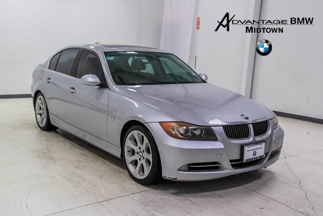 Pre Owned 2008 Bmw 3 Series 335i
