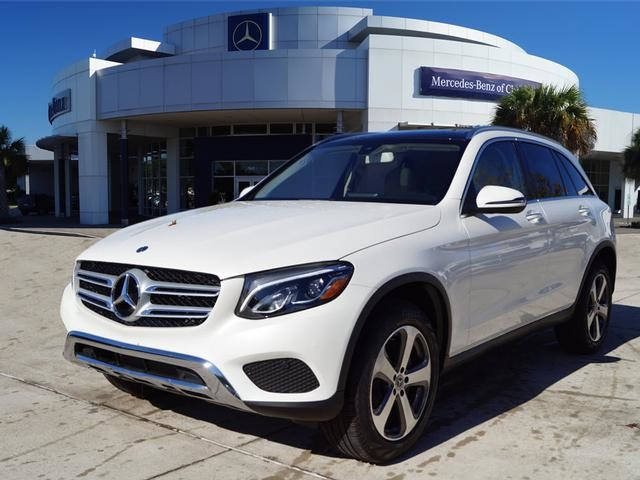 New 2018 mercedes benz glc glc 300 suv in league city for Mercedes benz financial payment address