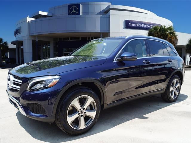 Pre owned 2017 mercedes benz glc glc 300 suv in league for Mercedes benz b3 service
