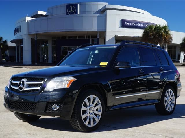 Pre Owned 2012 Mercedes Benz Glk Glk 350 Suv In League City