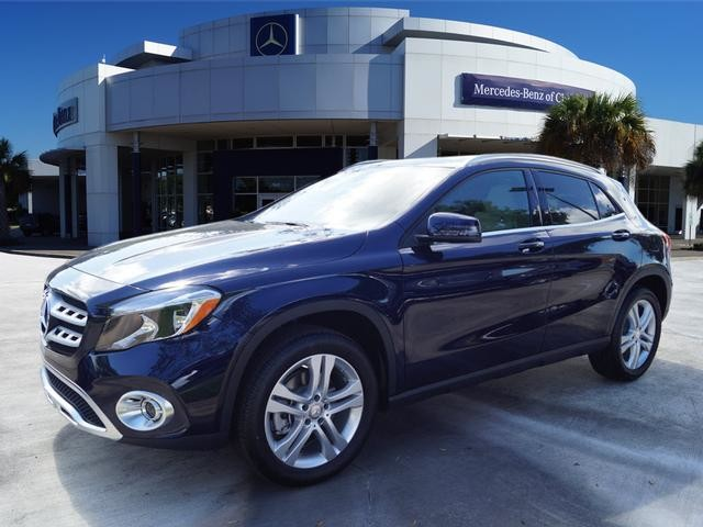 Certified pre owned 2018 mercedes benz gla gla 250 suv in for Mercedes benz b3 service