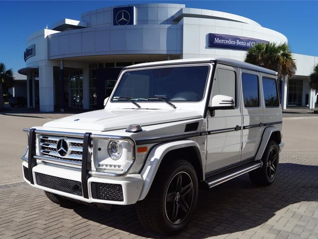 New 2017 mercedes benz g class g 550 suv in league city for 2017 mercedes benz g class msrp