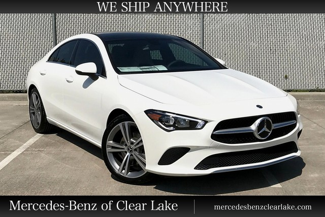 New 2020 Mercedes Benz Cla 250 Front Wheel Drive Coupe In Stock