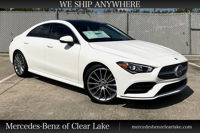 Mercedes Benz Cla >> Pre Owned 2020 Mercedes Benz Cla 250 Front Wheel Drive Coupe In Stock