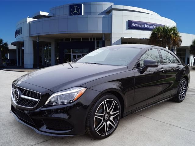 New 2017 mercedes benz cls cls 550 coupe in league city for 2017 mercedes benz cls class msrp
