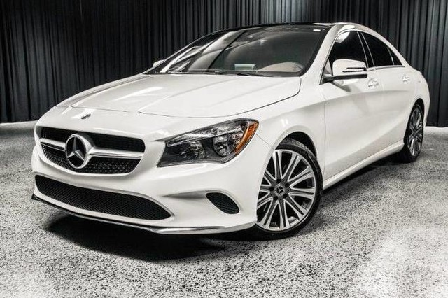 Pre owned 2018 mercedes benz cla cla 250 coupe in league for Mercedes benz cls 250 price