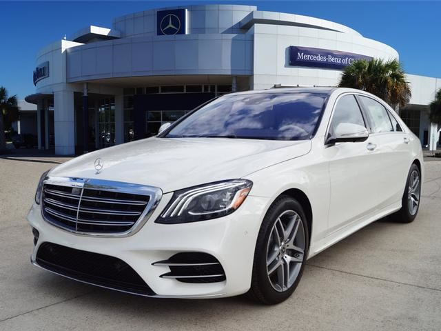 New 2018 mercedes benz s class s 450 sedan in league city for Mercedes benz league city