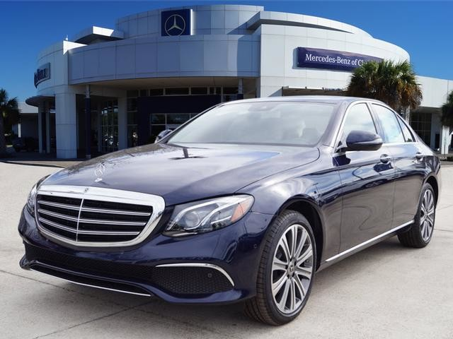 New 2018 mercedes benz e class e 300 luxury sedan in for Mercedes benz league city