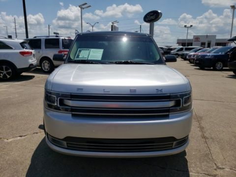 Pre-Owned 2015 Ford Flex Limited w/EcoBoost