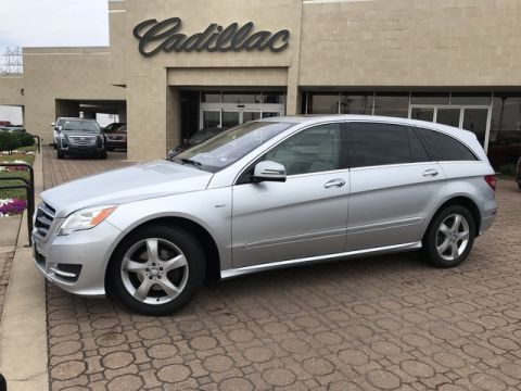 Pre-Owned 2012 Mercedes-Benz R-Class R 350