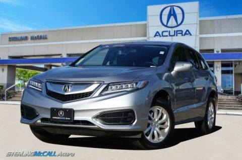Pre-Owned 2018 Acura RDX ACURA CPO Certified Warranty 7yrs / 100,000 miles