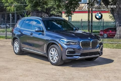 Pre-Owned 2019 BMW X5 xDrive40i XLINE CONVENIENCE PACKAGE PARKING ASSIST