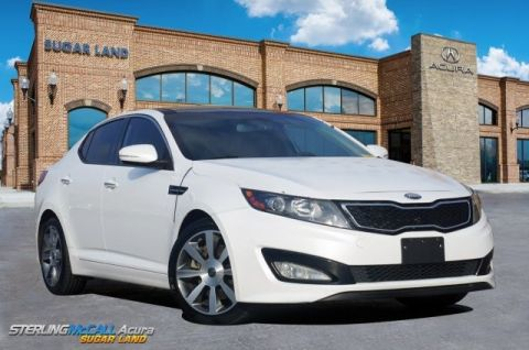 Pre-Owned 2013 Kia Optima SX *** SUNROOF ***