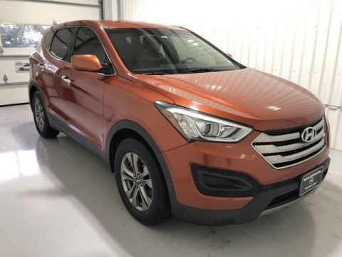Pre-Owned 2015 Hyundai Santa Fe Sport LEATHER SEATS!! CLEAN SUV!!!