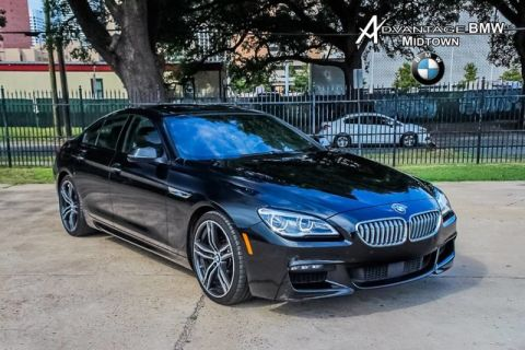 Pre-Owned 2018 BMW 6 Series 650i