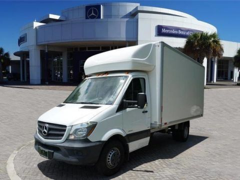 Pre-Owned 2016 Mercedes-Benz Sprinter 3500 Chassis Cab