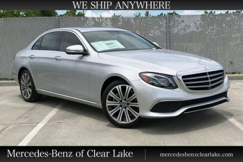 Pre-Owned 2019 Mercedes-Benz E-Class E 300 Luxury