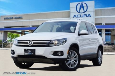 Pre-Owned 2013 Volkswagen Tiguan SEL AWD 4WD NAVI PANORAMIC SUNROOF HEATED LEATHER